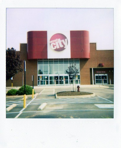 Circuit City, Newport News, VA (closed, April 2009)