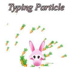 Typing Carrot (Rabbit)
