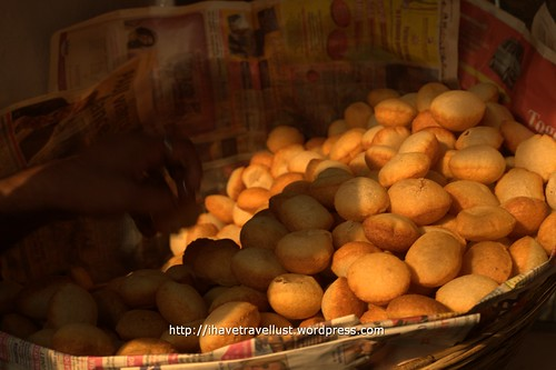 Best pani puri stall at Old delhi