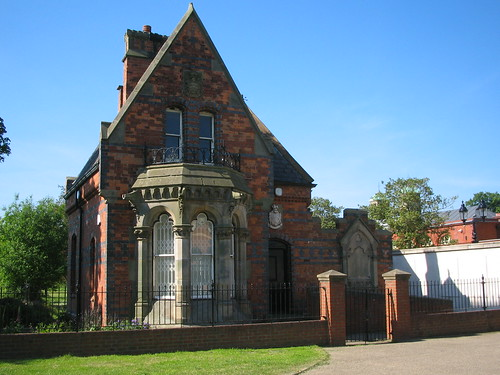 Middlesbrough West Lodge, Albert Park