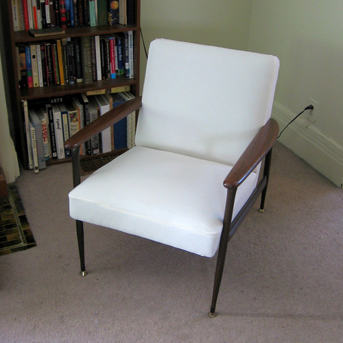 brand new old chair!