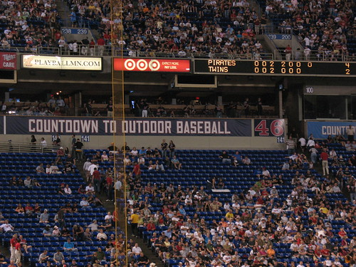 Countdown to Outdoor Baseball