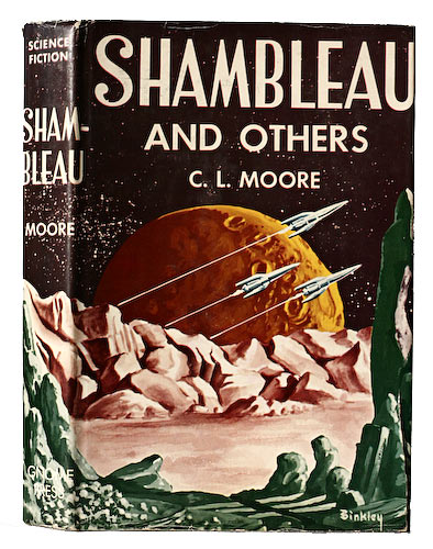 Close Up: Shambleau And Others | The Great Gnome Press Science