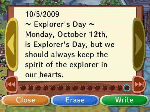 Explorers Day