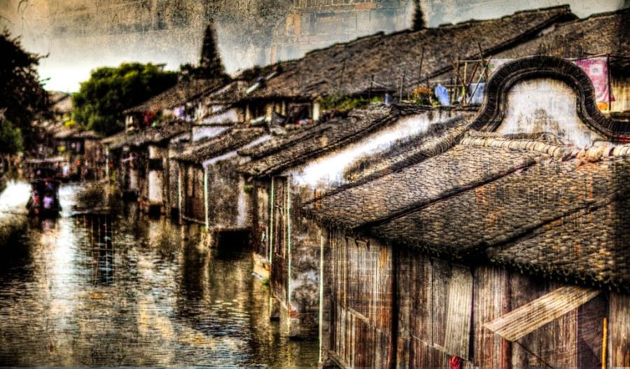 Wuzhen: Chinese Venice.