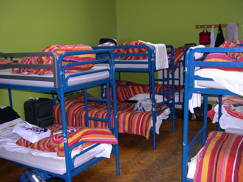 Hostel Room by Ashlee House Hostel.