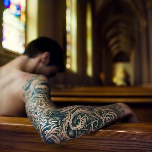 Fontaine Leriche · overdose of tattoo · Tattoo Pioeuvre