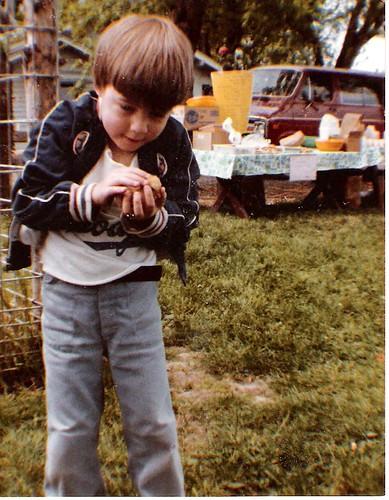 Michael Kindergarten 5 yrs. old