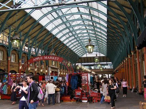Interior de Covent Garden