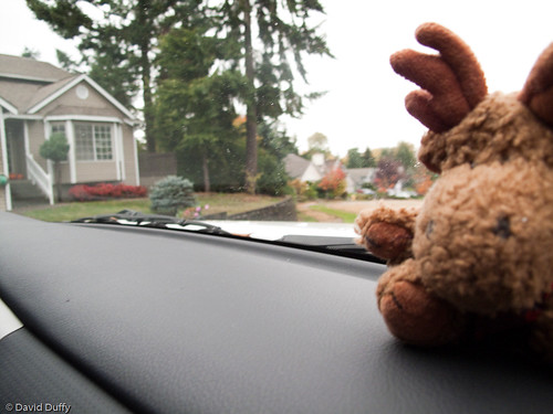 Mendell leaves Bellevue.