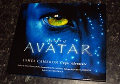 The Art of AVATAR - James Cameron's Epic Adven...