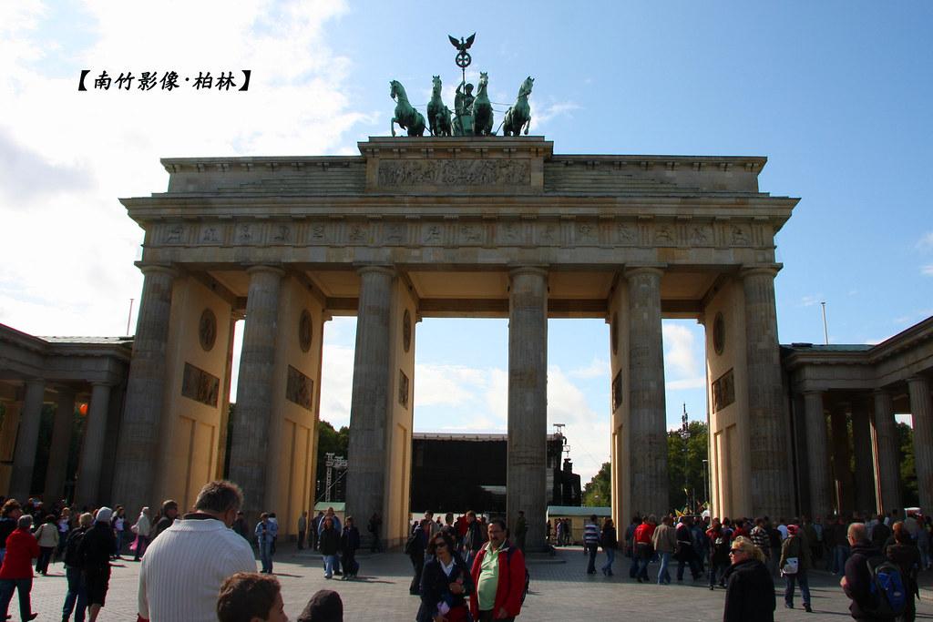 勃兰登堡门