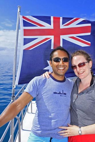 m and k on calypso