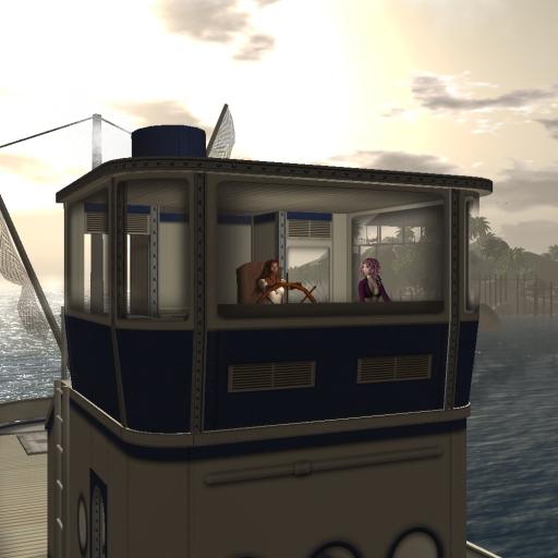 Isles _ Blake Sea - Kraken (84, 8, 27)