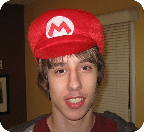 Inner Mario