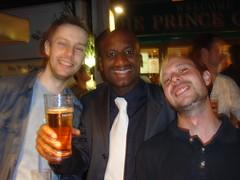 Ryan, Wayne & Trev