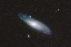 Galaxie d'Andromède (M31)