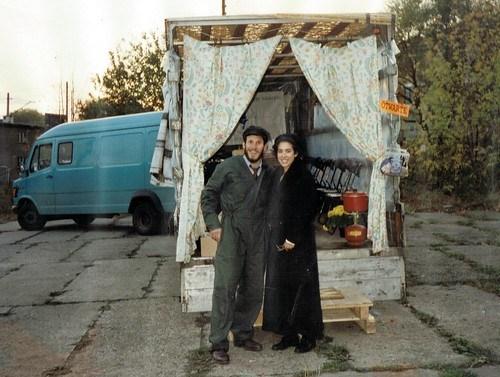 Sukkah Mobile in Bielsko-Biala