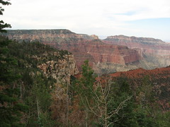 Vista Encantada, North Rim, Grand Canyon National Park (7) by Ken Lund