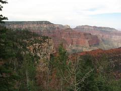 Vista Encantada, North Rim, Grand Canyon National Park (7) by Ken Lund