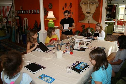 Art Girls Class