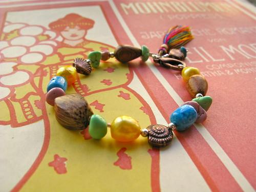 Pirate romance bracelet