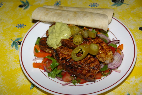Mexican-spiced pork belly by La belle dame sans souci
