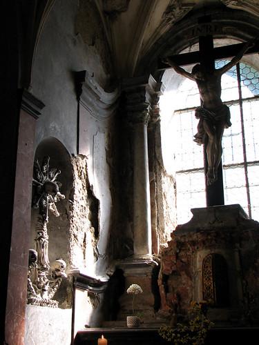 Kostnice Ossuary by you.