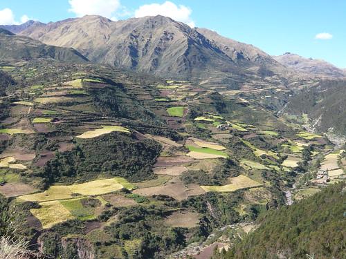 Les montagnes peruviennes