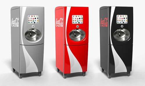Coke Freestyle machines