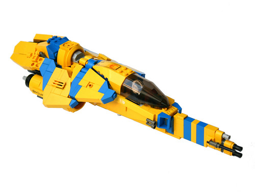 Sunblade Starfighter