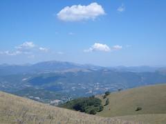 Aussicht vom Monte Subasio