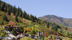 Park City, Utah - Mountains and Condos