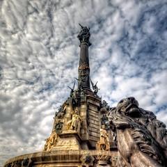 Columbus Monument – Monumento a Colón, Barcelo...