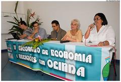 II Encontro de Economia e Religiões, realizado em 2009. Foto: Passarinho/Pref.Olinda