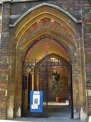 Parish Church of Saint Alban The Martyr, Holbo...
