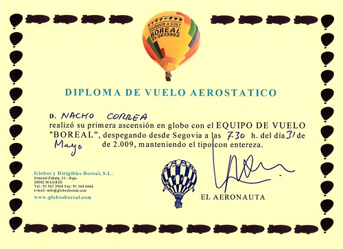 Diploma Globo