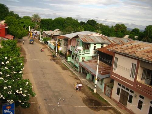 บ้านนอกดีมั้ยคะ อดีตเมืองหลวงอันยิ่งใหญ่ ชีวิตก็สงบเงียบดีนะ เสียแค่ฝุ่นเยอะและดูแห้งแล้ง