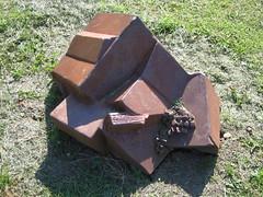 Middlesbrough, Crystallization Sculpture, Albert Park
