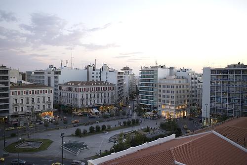 Omonia Square - 2008