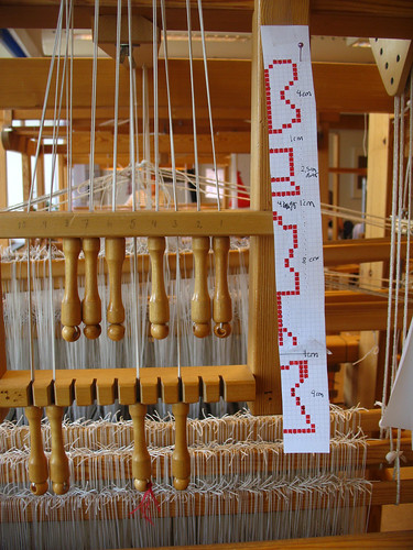 damask weave nr2 - liftplan