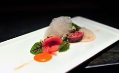 3rd Course: Australian Blue Fin Tuna