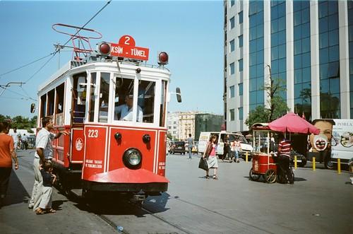 İstanbul'un tramvayları (1/2)