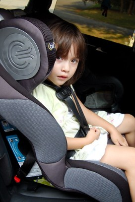 Product Review: Complete Air convertible car seat
