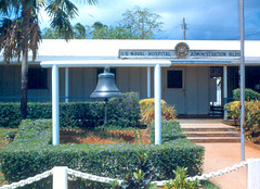 U.S. Naval Hospital, 1954