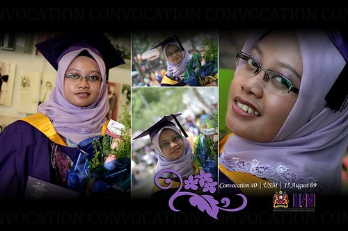 Custom | Convocation | 8x12 cm