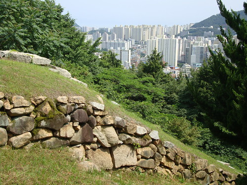 Dongnae waeseong 동래 읍성 - 왜성