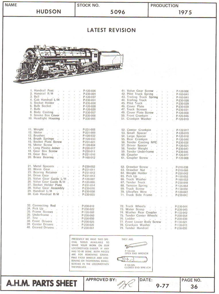 Hudson J3a 4-6-4 Steam Engine