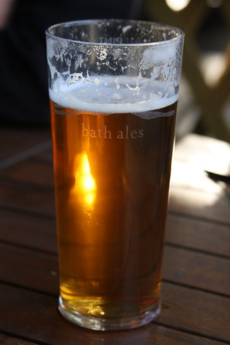 A pint of Golden Hare