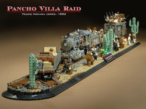LEGO Indiana Jones Pancho Villa Raid